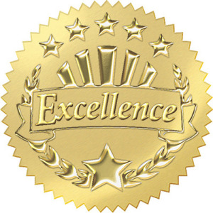 award 1 excellence