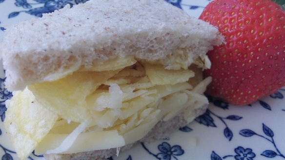2013 06.30  pink red white blue  yellow The wimbledon Sandwich GM