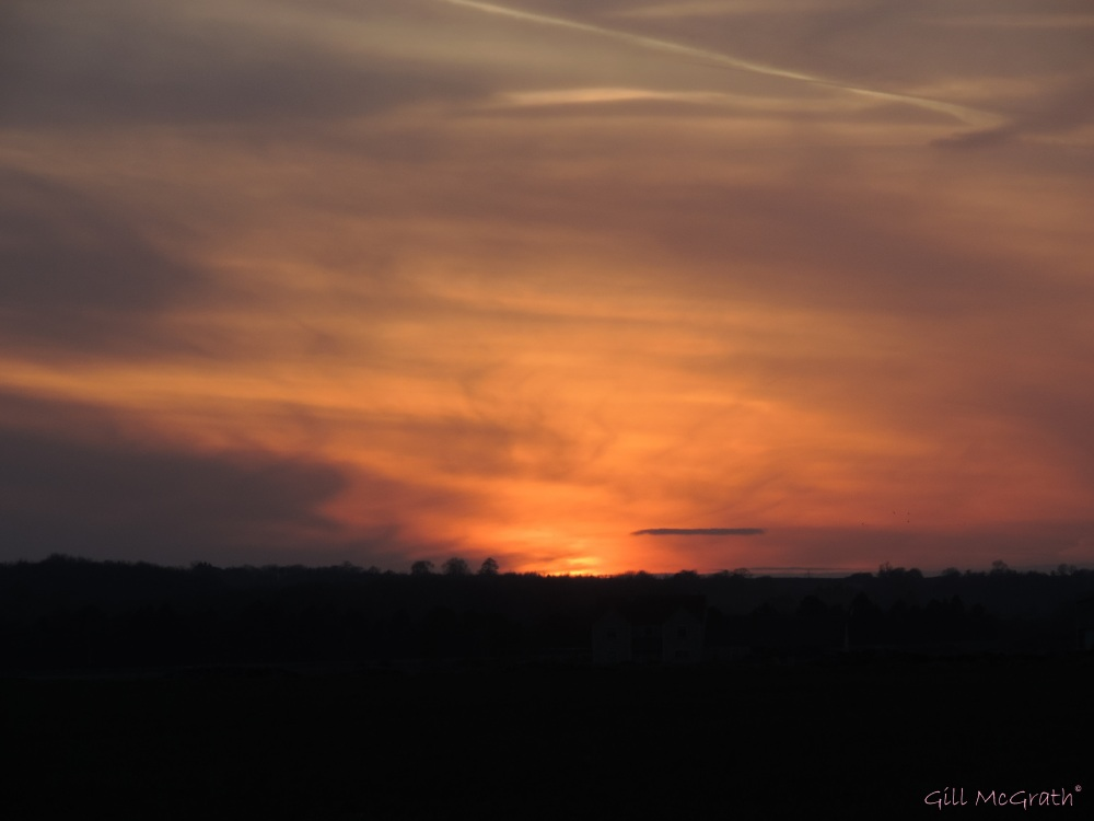 2015 03 10 sunset over the sheep field jpg sig